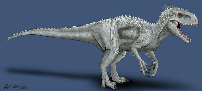 Jurassic World Indominus rex by NikoRex