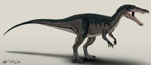 Jurassic World Fallen Kingdom Baryonyx