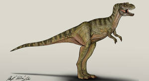 The Lost World Jurassic Park Baby T-Rex