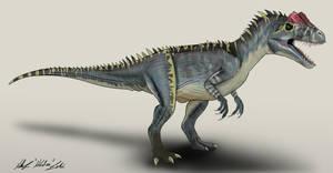 Jurassic World Fallen Kingdom Allosaurus adult