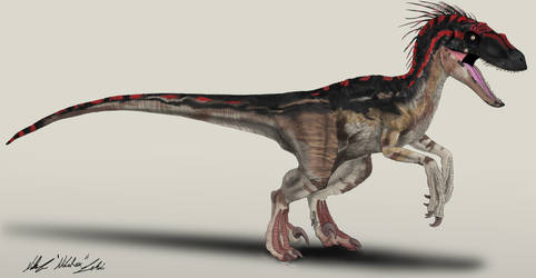 Jurassic World Concept: Red
