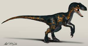 Warpath Jurassic Park Megaraptor