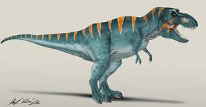 Warpath Jurassic Park T.rex