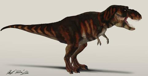 Trespasser Tyrannosaurus 3rd variant