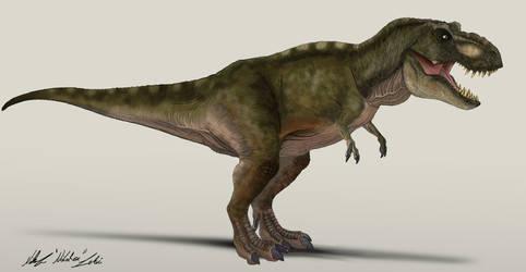 Trespasser Tyrannosaurus 1st variant