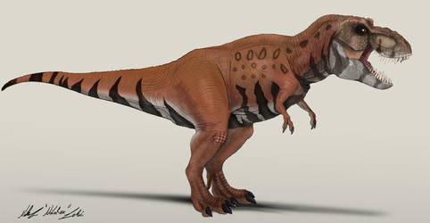 Trespasser Tyrannosaurus 2nd variant