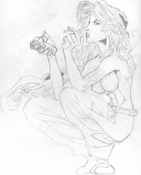 Sara Pezzini / Witchblade