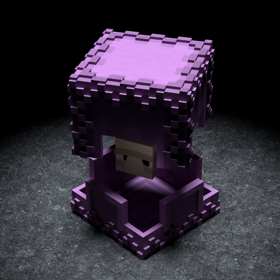 MCStudio Shulker by TheDuckCow