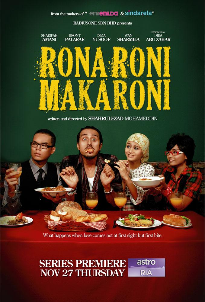 Rona Roni Makaroni by ismyzeal