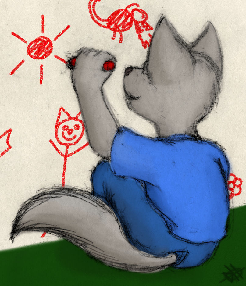 Drawing~ :3 (Coloured)