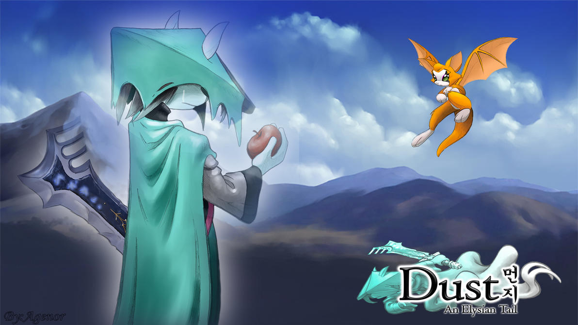 Image result for Dust: An Elysian Tail