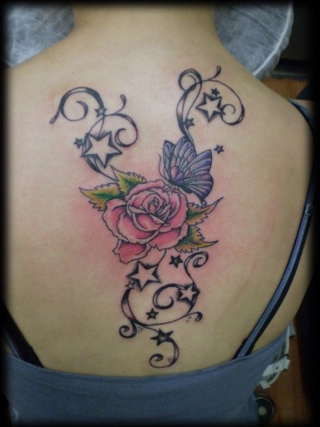 Cute Back Piece
