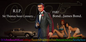 007 Connery/Bond Tribute