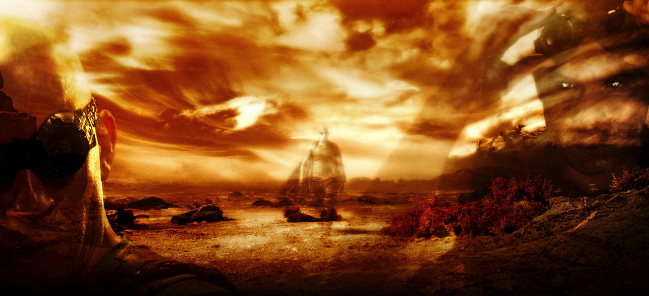 Should not Hunt the Hunter by KYghost