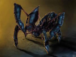 Alien by ulrickwery