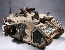 Deathwing Landraider Crusader