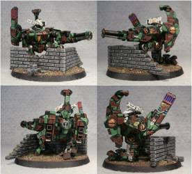 XV84 Battlesuit by Elmo9141