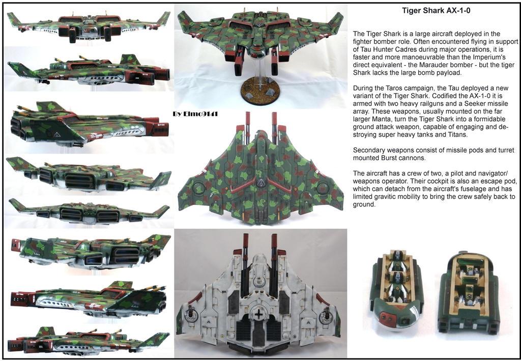Tiger Shark AX-1-0 by Elmo9141