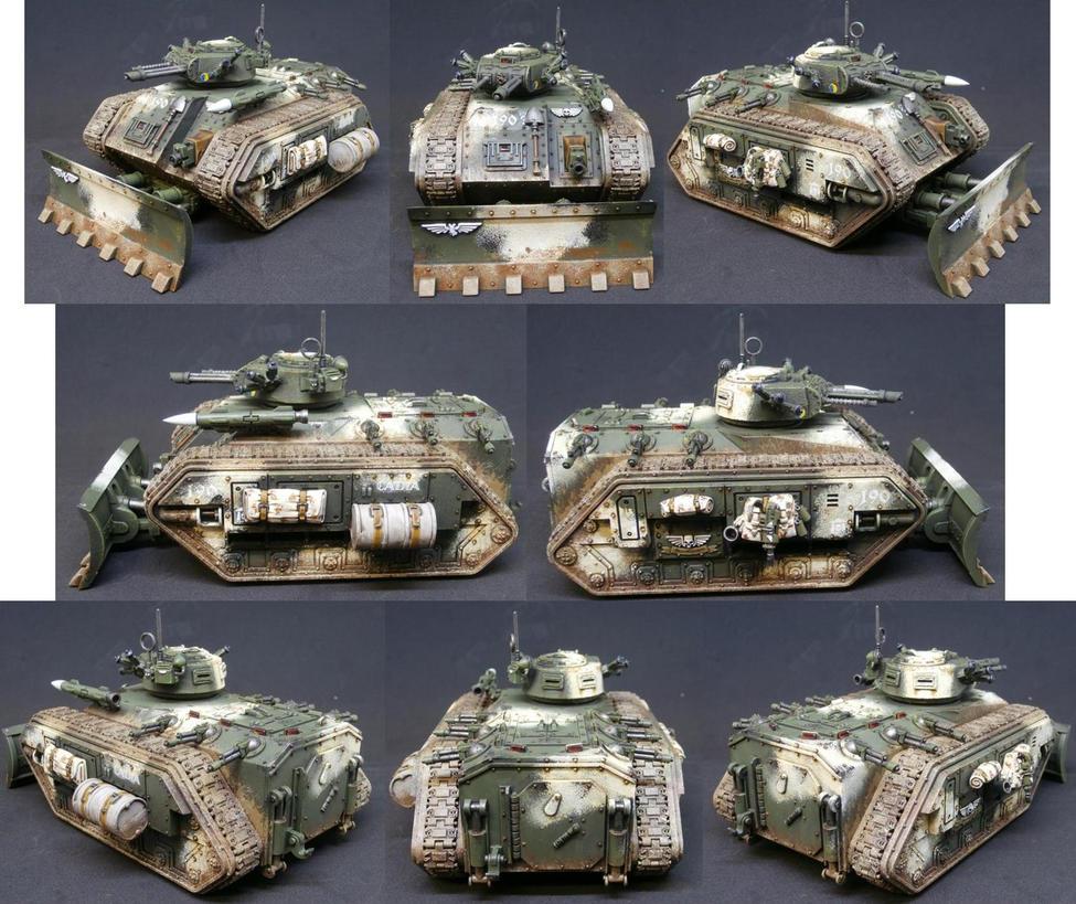 Panzer II Chimera by Elmo9141