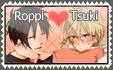 RoppixTsuki Fan by Majikaru-Rin