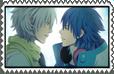 Clear x Aoba Stamp 2 by Majikaru-Rin