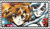 Chirality Fan Stamp 1 by Majikaru-Rin