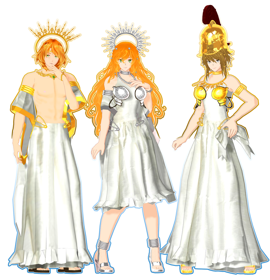 Aphrodite  Greek Mythology