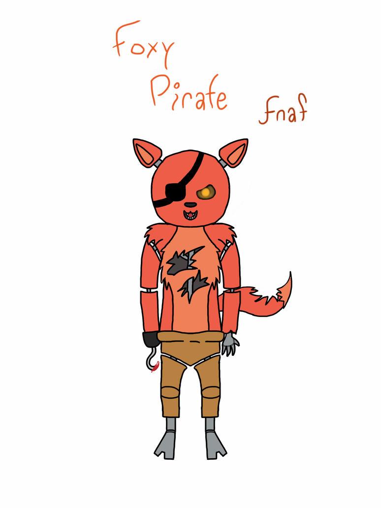 Naf foxy the pirate fan art memes