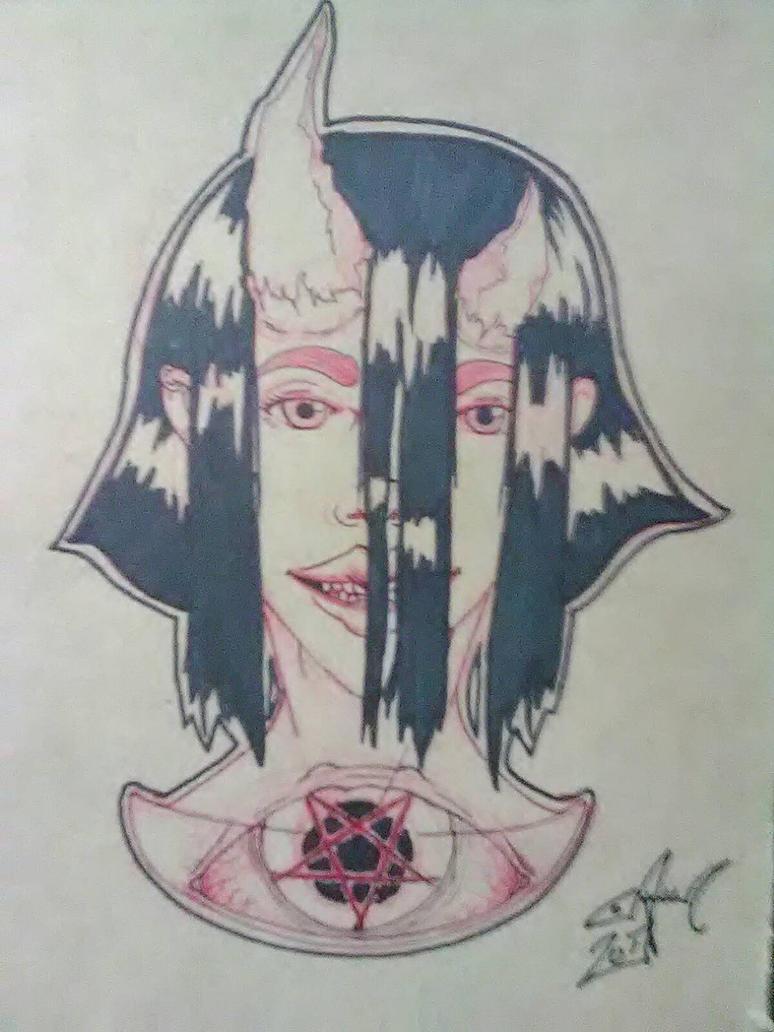 Megan by Hyena-Havoc