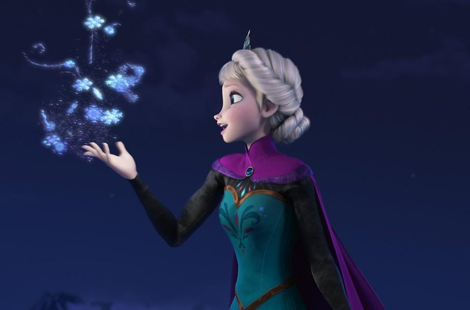 Disney Frozen Elsa Let It Go By Barbara1999
