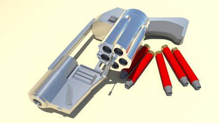 Steampunk gun 3
