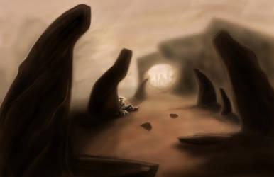 Wanderer - Digital Painting