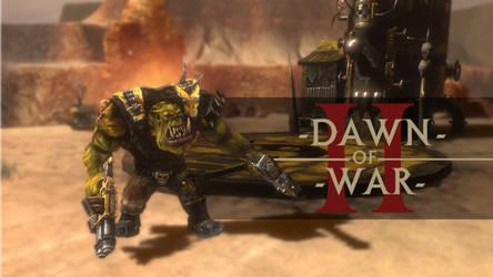 Dawn of War 2 Ork