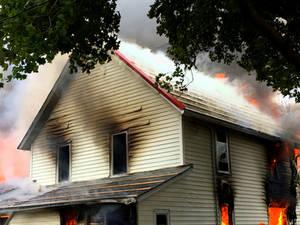 Burn House 1