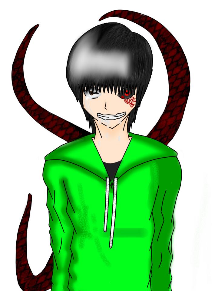 Ken Kaneki from Tokyo Ghoul by DJKiller666-Ellen