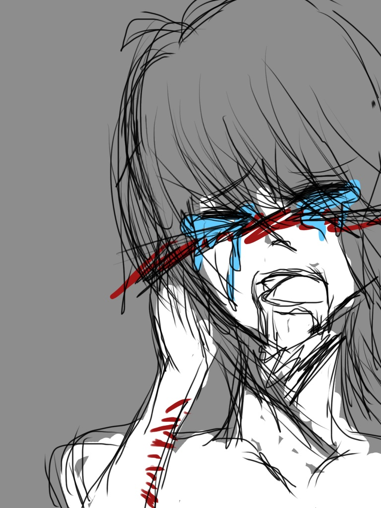 Depresssion by DJKiller666-Ellen