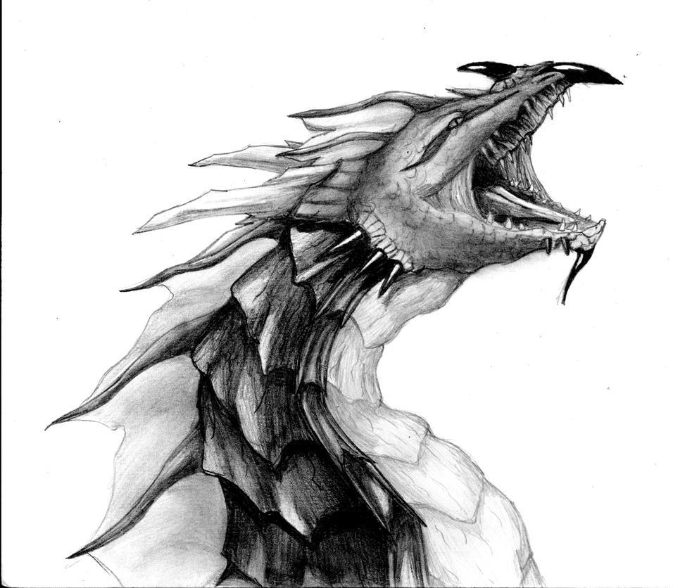 Dragon by Swift42