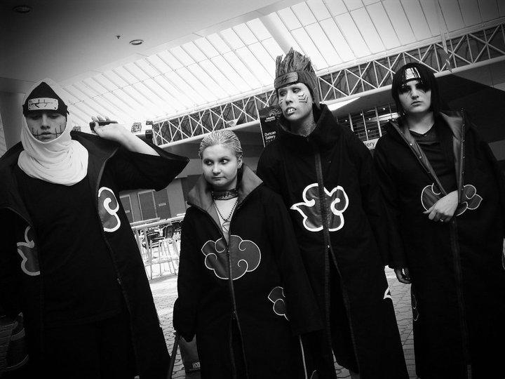 Grim days. by SasukeAVENGED