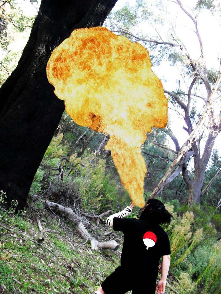 Training Ablaze by SasukeAVENGED