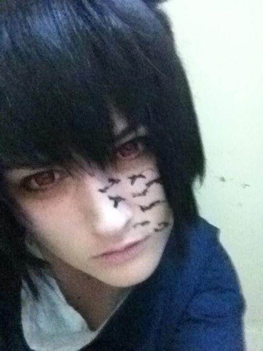 Cursed. by SasukeAVENGED
