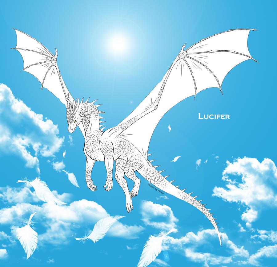 The Light Bearer Lucifer: Lucifer By Devianttwins14 On DeviantArt