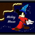 + Sorcerer Mickey Mouse + by ViaReweaving