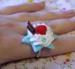 +S.O.A.: sugar star ring+