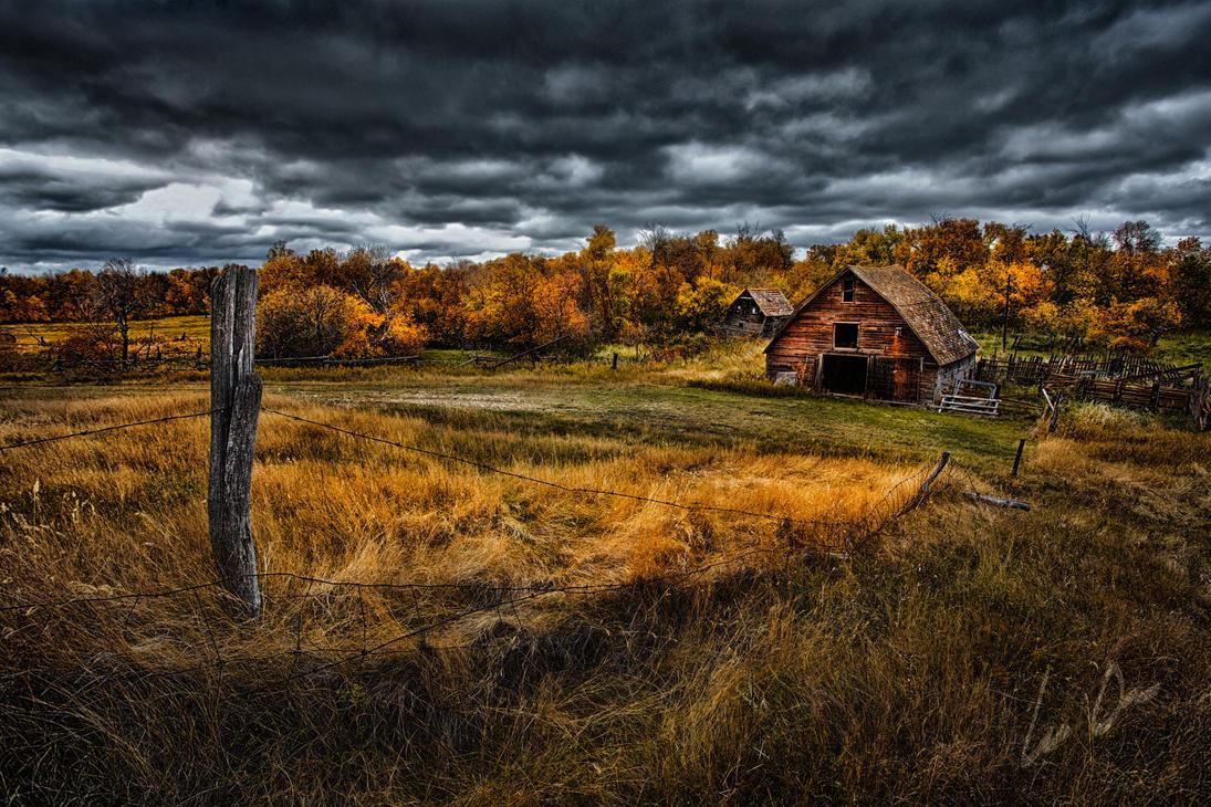 The Farmhouse by lee-orr