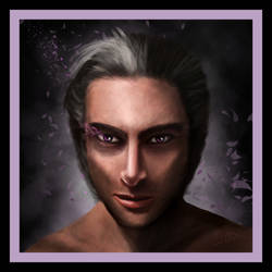 Portrait V2 by lee-orr