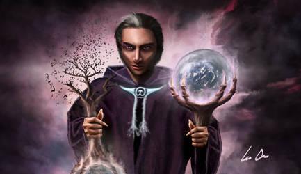 Wizard by lee-orr
