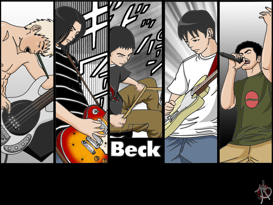 Beck Mongolian Chop Squad by BrianHidan