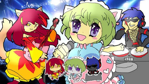 Show By Raku!!