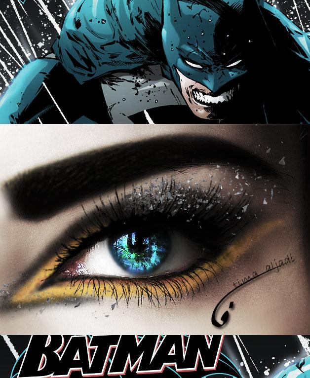 Batman by Angel-Of-Dark-92
