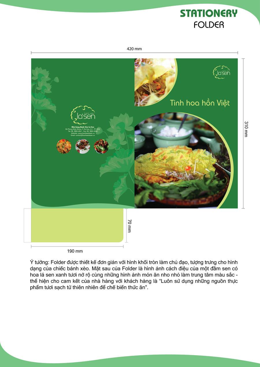 Banh Xeo La Sen Vietnamese Lotus Leaf Pancake by eleedinh